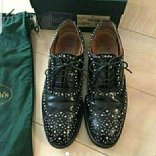 チャーチ(Church's)の美品!定価の半値!!Church's チャーチ 革靴 23~23.5cm(ローファー/革靴)