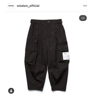 ダブルタップス(W)taps)の【新品】WISDOM®︎ Tactical Army Pants(ワークパンツ/カーゴパンツ)