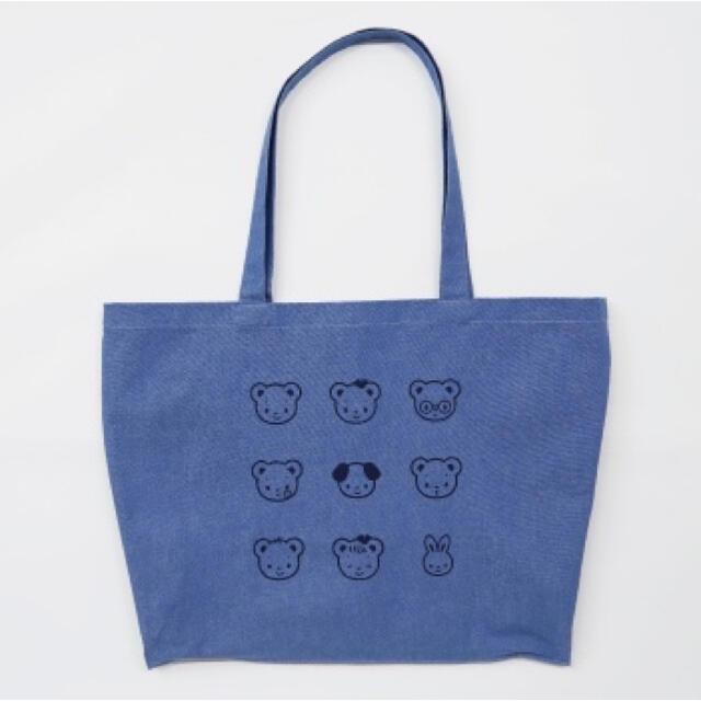 familiar(ファミリア)の【新品未使用】familiar エコバッグ ☆限定☆ レディースのバッグ(エコバッグ)の商品写真