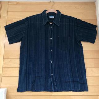 HOLLYWOOD RANCH MARKET - ハリウッドランチマーケット 半袖シャツ L メンズ