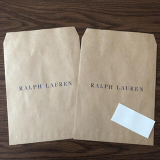 ポロラルフローレン(POLO RALPH LAUREN)のポロラルフローレン ギフト袋(ショップ袋)