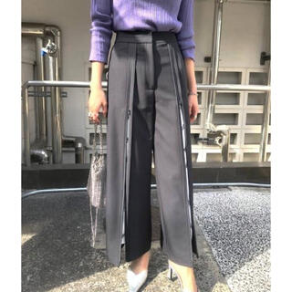 アメリヴィンテージ(Ameri VINTAGE)の即完売 transform wide pants 新品 タグ付き ameri(その他)