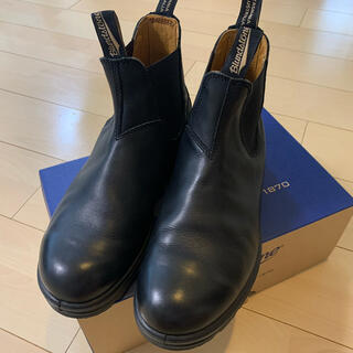 ブランドストーン(Blundstone)の【美品】UK9 ブランドストーン CLASSIC COMFORT ブラック(ブーツ)
