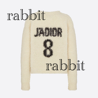 ディオール(Dior)のDIOR 2021年 最新作セーター 新品、未使用❣️(ニット/セーター)