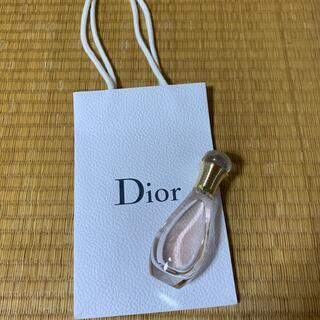 クリスチャンディオール(Christian Dior)の♡Dior♡ジャドール ヘアミスト40ml(紙袋付)(ヘアウォーター/ヘアミスト)