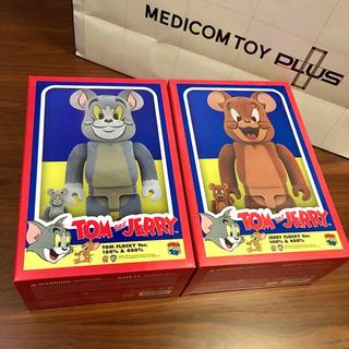 メディコムトイ(MEDICOM TOY)のTOM AND JERRY フロッキー Ver. 100% & 400% (その他)
