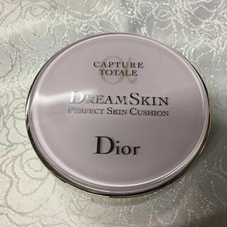 クリスチャンディオール(Christian Dior)のDior ディオール カプチュールトータル ドリームスキン 000&ケース(化粧下地)