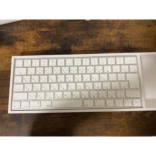 アップル(Apple)のMagic Keyboard ほぼ未使用(PC周辺機器)