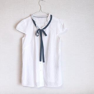ルネ(René)のお値下げ*ルネ ブラウス(シャツ/ブラウス(半袖/袖なし))