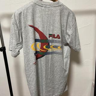 フィラ(FILA)の断捨離中 格安出品 フィラ FILA 半袖Tシャツ(Tシャツ/カットソー(半袖/袖なし))