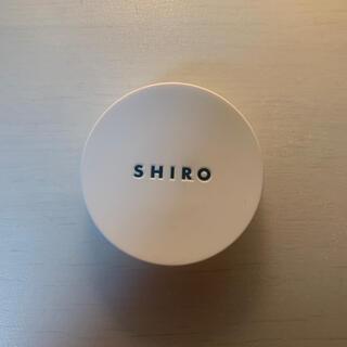 シロ(shiro)の【ほぼ新品】shiro ホワイトティー 練り香水(その他)