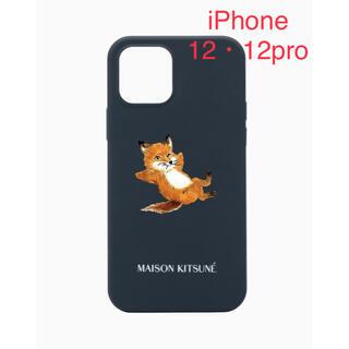 MAISON KITSUNE' - 【新品未使用】メゾンキツネ iPhoneケース12 / 12pro