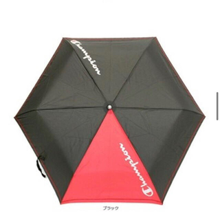 チャンピオン(Champion)のチャンピオン 折りたたみ傘(傘)