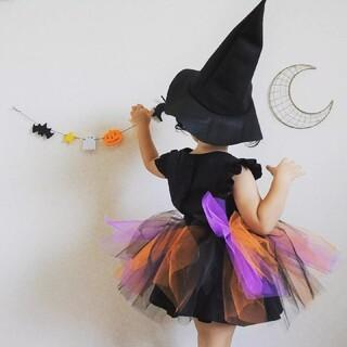 ハロウィン 魔女のコスプレセット(衣装一式)