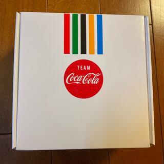 コカコーラ(コカ・コーラ)の新品 コカコーラ 防水スピーカー(スピーカー)