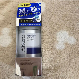 マンダム(Mandom)のギャツビー パーフェクトスキンローション150ml(化粧水/ローション)