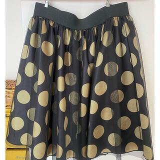 ディズニー(Disney)のディズニーリゾート 公式 ミニーちゃん スカート disney ディズニー(ミニスカート)