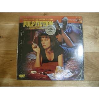 パルプ・フィクション オリジナル・サウンドトラック LP(映画音楽)