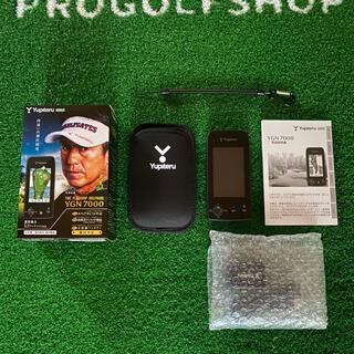 Yupiteru - 【新品未使用品】ユピテルYGN7000ゴルフナビ ケース・ストラップ付き