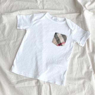 バーバリー(BURBERRY)のBurberry 18M Tシャツ(Tシャツ)