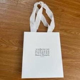 マルタンマルジェラ(Maison Martin Margiela)の【新品/未使用】メゾンマルジェラ ロゴ入りペーパーバッグ×1(トートバッグ)