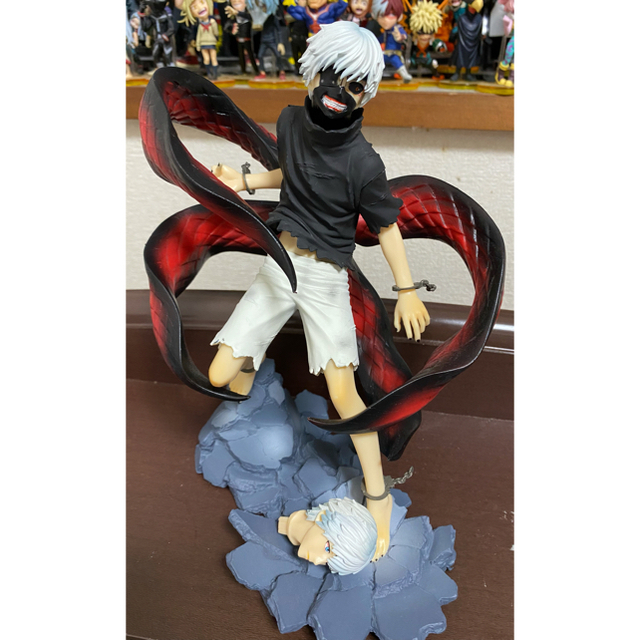 KOTOBUKIYA(コトブキヤ)の東京グール 金木研  フィギュア エンタメ/ホビーのフィギュア(アニメ/ゲーム)の商品写真