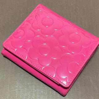 マリークワント(MARY QUANT)のMARY QUANT 三つ折り財布(財布)