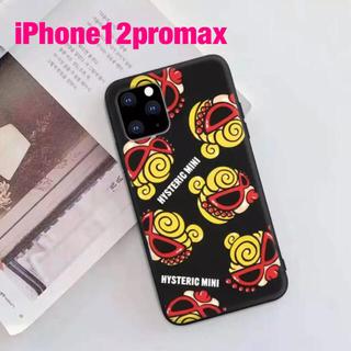 ヒステリックミニ(HYSTERIC MINI)の新品))ヒスミニ iPhone 12promax(iPhoneケース)