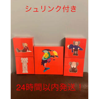 KAWS TOKYO FIRST パズル 5種セット(その他)