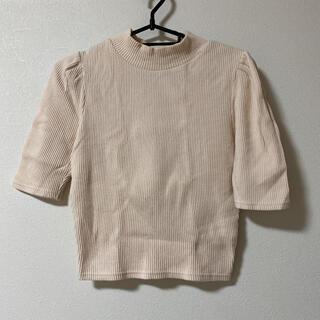 ダズリン(dazzlin)のダズリン パフトップス(Tシャツ(半袖/袖なし))