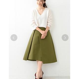 デミルクスビームス(Demi-Luxe BEAMS)の専用です♬(ひざ丈スカート)