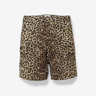 ダブルタップス(W)taps)の新品 Wtaps Jungle 01 Shorts Camo Beige XL(ショートパンツ)