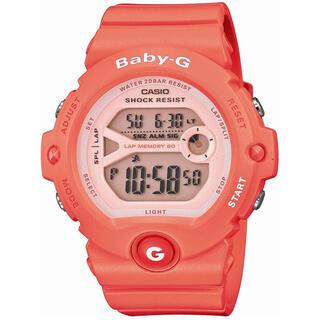 ベビージー(Baby-G)の【新品未使用】CASIO カシオ Baby-G ベビーG BG-6903-4JF(腕時計)