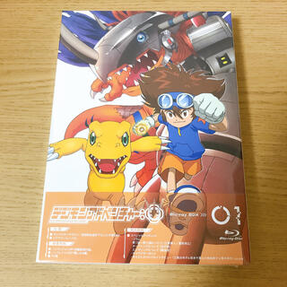 BANDAI - デジモンアドベンチャー: Blu-ray BOX 1 Blu-ray