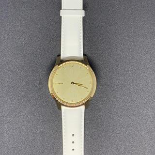 ガーミン(GARMIN)のガーミンvivomove style/luxe腕時計おまけ付き(トレーニング用品)