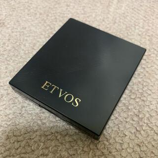 ETVOS - エトヴォス フェイスパウダー