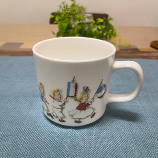 NIKKO - マグカップ パリの三つ子ちゃん