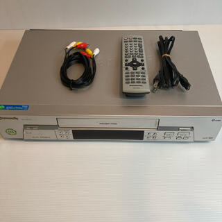 パナソニック(Panasonic)の【美品】動作品 Panasonic NV-HV3G VHSビデオデッキ(その他)