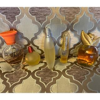 ロシャス(ROCHAS)のまとめて!ミニボトル香水5本セット(香水(女性用))