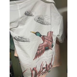 ジェネレーションズ(GENERATIONS)のhuman made オープンカラーシャツ Nigo (シャツ)