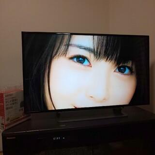 東芝 - 6TB/4K対応/美品/無線LAN内蔵/ダブ録★東芝 REGZA43型液晶テレビ