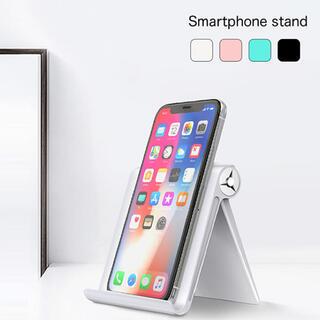 スマホスタンド スタンド 折りたたみ式 iPhone android(その他)