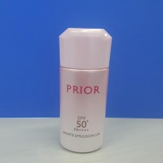 プリオール(PRIOR)のプリオール おしろい美白乳液(乳液/ミルク)