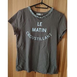 アプワイザーリッシェ(Apuweiser-riche)のApuweiser-riche  Tシャツ(Tシャツ(半袖/袖なし))
