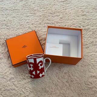 エルメス(Hermes)のHERMES エルメス ガダルキヴィール マグカップ (グラス/カップ)