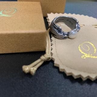 キューポット(Q-pot.)のQ-pot. フロットサムとジェットサム リング11号(リング(指輪))