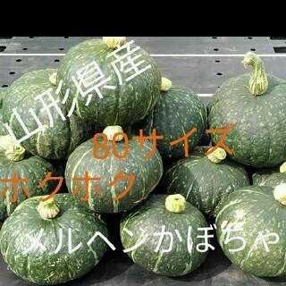 山形県産 ホクホク栗系メルヘンかぼちゃ(野菜)