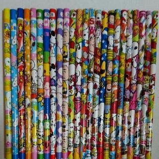 スヌーピー(SNOOPY)の新品、未使用 スヌーピー鉛筆 24本 2B アソート(鉛筆)