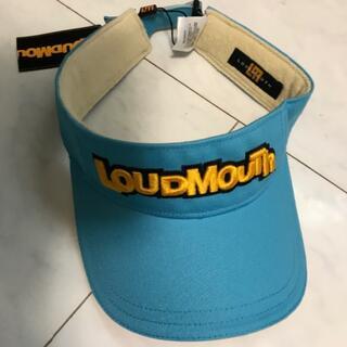 ラウドマウス(Loudmouth)のラウドマウスサンバイザー(ウエア)