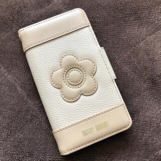 マリークワント(MARY QUANT)のマリークワント iPhoneケース 7.8.SE☆(iPhoneケース)